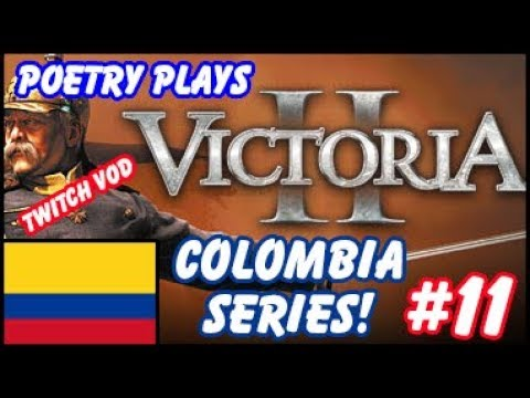 Vicky 2 HPM - Colombia Archive Series! - [Episode 11]