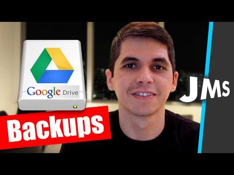 Como usar o Google Drive | Jefferson Meneses