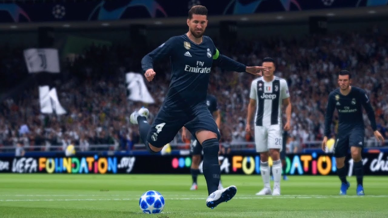 Download FIFA 19 Gameplay (PS4 HD) [1080p60FPS]