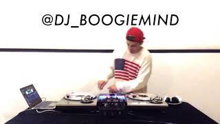 @dj_boogiemind - mini promo [ plug walk x ms Jackson]
