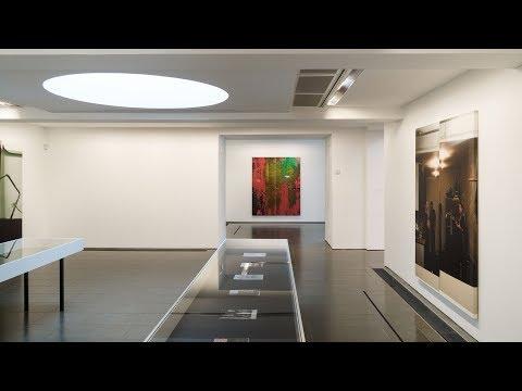 Wade Guyton - Das New Yorker Atelier, Abridged ex - Serpentine Gallery - London - October 2017