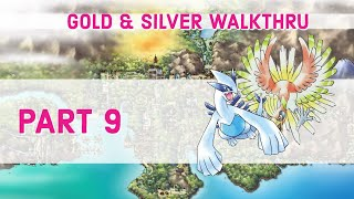Pokemon Gold/Silver Walkthrough - Part 09 - To Ecruteak City
