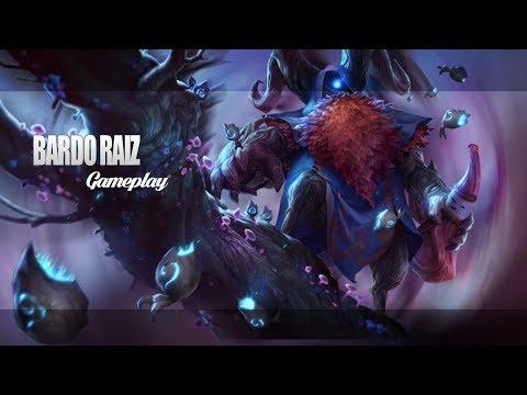 GAMEPLAY DE BARDO RAIZ - zBardo - LEAGUE OF LEGENDS thumbnail