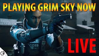 Playing Grim Sky NOW! - Clash & Maverick - 6News - Tom Clancy's Rainbow Six Siege - R6