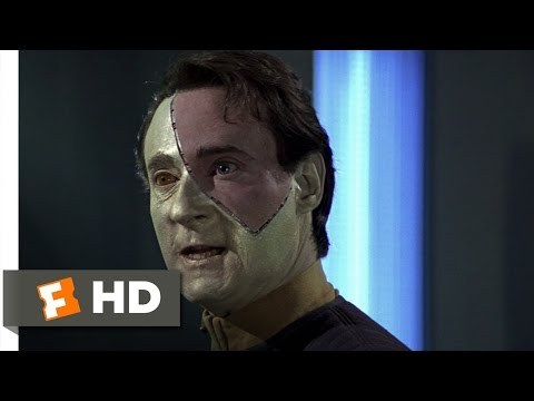 Resistance is Futile - Star Trek: First Contact (8/9) Movie CLIP (1996) HD