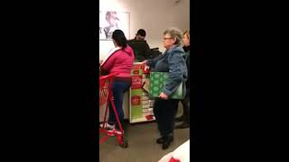 Racist Rant by a Kentucky Woman in JC Penny Store! Unreal - Must Watch!