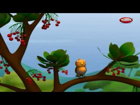 Pit Pat Well A Day Nursery Rhyme With Animated Lyrics | Nursery Rhyme | Baby Rhymes | Nursery Poems