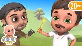 Magical Pencil | पेंसिल का जादू | Hindi Story | story time  by Jugnu Kids