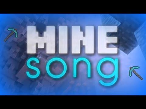 ♪ Mine Song | Minecraft Parody | Lyrics