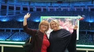 Россия Сербия Болельщики выдали огненную поддержку на стадионе в Нижнем Новгороде