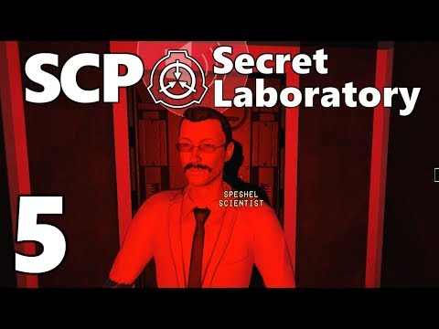 [5] Peanut Butter Time! Peanut's Revenge! (SCP Secret Laboratory Gameplay)