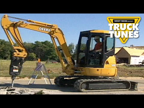 Kids Truck Video - Impact Hammer
