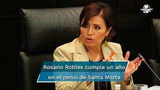 Hoy la exsecretaria de Sedesol cumple un año de que ingresó al penal de Santa Martha Acatitla
