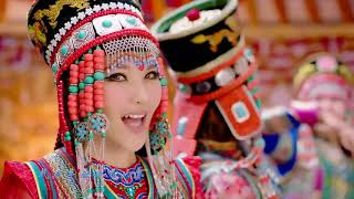 Chinese folk song -- Look toward Beijing on the Grassland