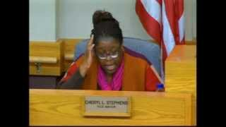 Cleveland Heights City Council 03 17 2014