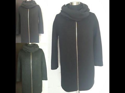 Из какой ткани сшить пальто на осень