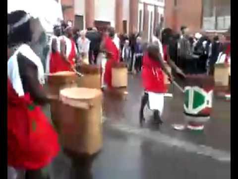 Burundi Cultural Group Sweden