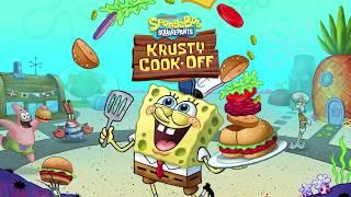 SpongeBob: Krusty Cook-Off Launch Trailer (Japanese)}