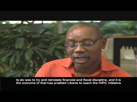 Gabriel Fernandez - Liberia Shows Importance of Financial and Fiscal Discipline