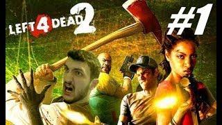YENİ YIL AYNI KANSER : Left 4 Dead 2 Multiplayer 2018 #1