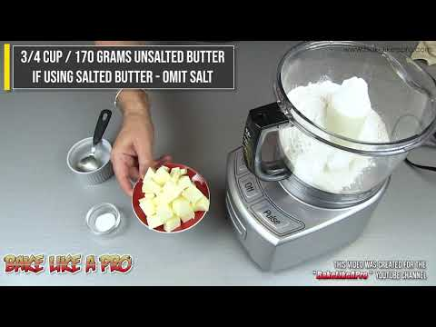 EASY Butter Pie Crust Recipe - Flaky And So Good !