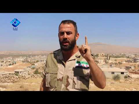 Message from FSA Commander to the Syrian people as FSA atten