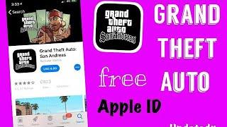 Free Apple ID - for GTA SA, Minecraft PE, Light X,...