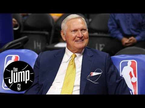 Thumbnail: Jerry West Wishes NBA Would Change Its Logo | The Jump | ESPN