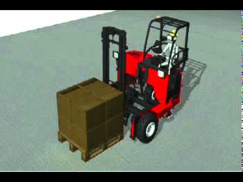 Conventional Forklift Vs. Moffett Truck Mounted Forklift