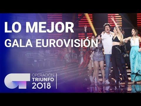 LO MEJOR DE LA GALA   Eurovisión 2019