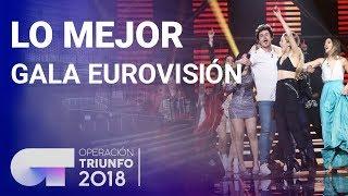LO MEJOR DE LA GALA | Eurovisión 2019