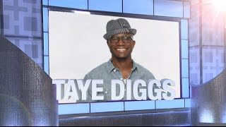 Thursday on 'The Real': Taye Diggs Is in the House!