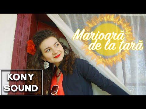 Cornel Oprea \u0026 Kony Band - Marioara de la Tara | Raggae Rural 2020
