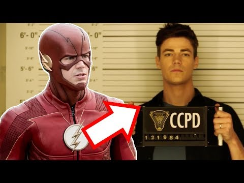 How will Barry get out of Prison? - The Flash Season 4