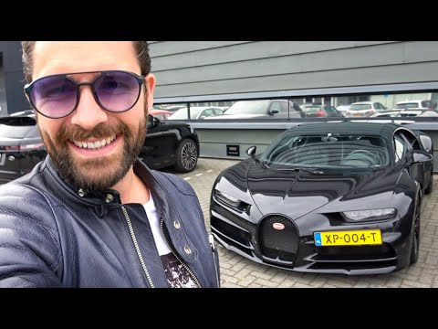 Bugatti Chiron Autobahn High Speed Run!