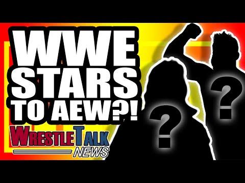 Brock Lesnar WWE / UFC Update! WWE Stars To AEW?!   WrestleTalk News Dec. 2018