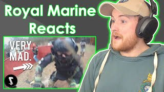 Royal Marine Reacts To Worst Airsoft Rage/Flipouts! - Silo Entertainment