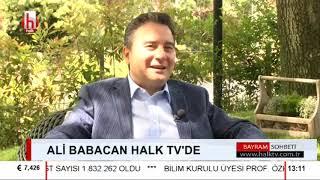 Babacan: AK Parti'de korkunç bir nemalanma yarışı var | 1.Bölüm - 25 Mayıs