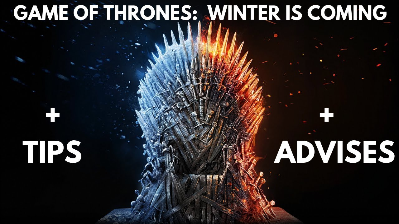 Game Of Thrones Winter Is Coming New Browser Game First