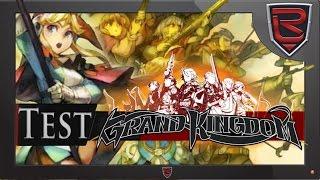 Grand Kingdom im Test: Möge die Schlacht beginnen! [Deutsch HD] [PS Vita]