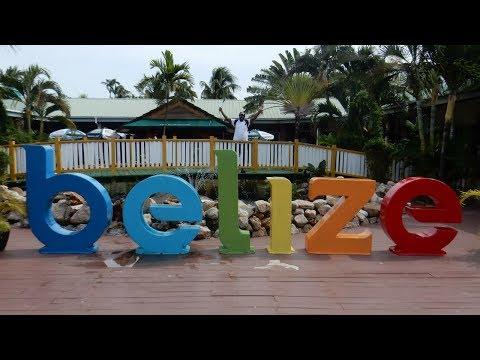 Port of Belize & Carnival Glory Travel Vlog