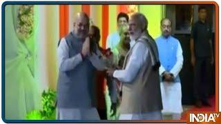 NDA की डिनर पार्टी में कार्यकर्ताओं पर बोलते हुए भावुक हुए PM Modi