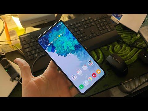 Flipante el Samsung Galaxy S20 FE 5G 😍
