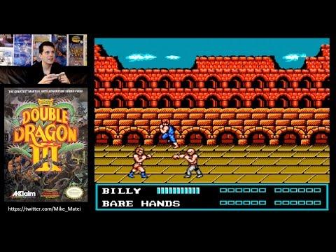 Double Dragon III: The Sacred Stones (NES) Full Playthrough