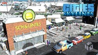 Cities Skylines - Город в движении! #5