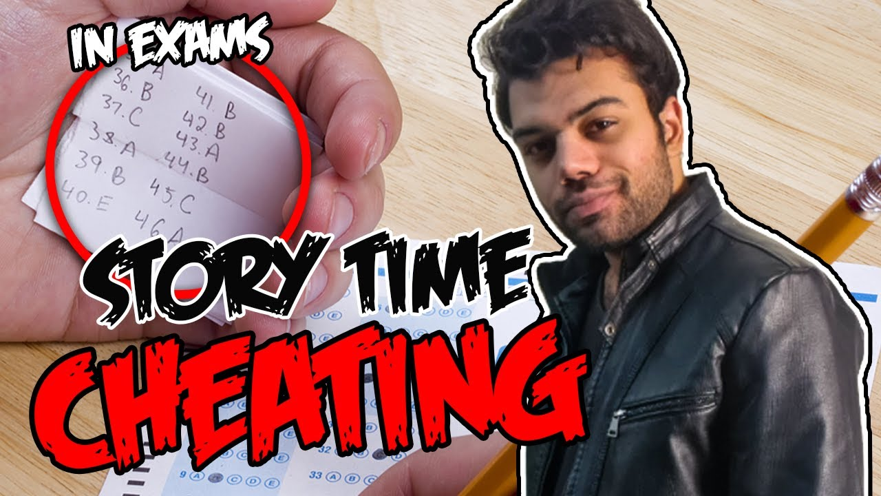 I Cheated In Exams And Never Got Caught (Storytime)