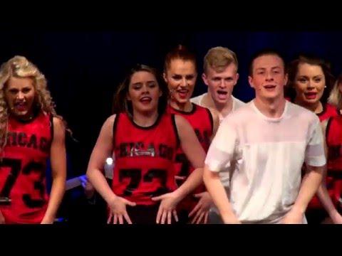 Brighton Academy Showcase 2016 - Dancing on the Sidewalk