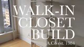 Building My Ikea Walk-in Closet | Acoest1984