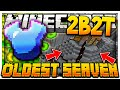 2b2t FINDING OP VETERAN GRINDER 2b2t Server 3 OLDEST SERVER IN MINECRAFT W KingPenguin