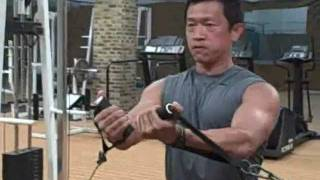 Low Cable Fly Exercise for Ripped Upper Chest Muscles